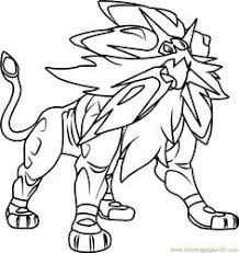 coloring pages pokemon sun and moon pokemon advanced coloring pages color pokemon legends legendary