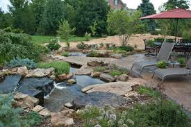 backyard water features can enhance your house beauty cool home