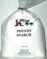 potato starch potato starch food thickener information