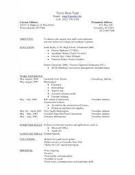 Fill In The Blank Resume Template Image Titled Write A Cv Curriculum Vitae Step 1 Top 10 Cv Resume