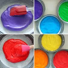 rainbow madness introducing the double rainbow cake recipe brit