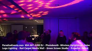 corporate entertainment dj photo booth vancouver staff christmas