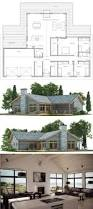 Plans For A Garage by 362 Best Houses And Plans Images On Pinterest Floor Plans