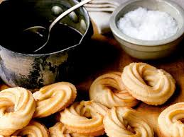 tarallucci with salty caramel recipe burrell food network