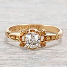 vintage engagement rings nyc the best spots to shop for a vintage engagement ring in nyc brides
