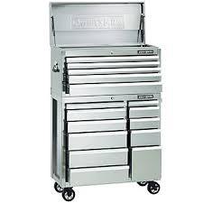 Heavy Duty Steel Cabinets Craftsman 40 Inch Premium Heavy Duty Rolling Cabinet Stainless Steel