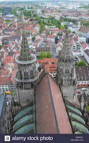 Baden Schwaben Ulm Cathedral Stockfotos U0026 Ulm Cathedral Bilder Alamy