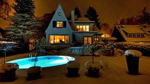 Backyard Landscape Lighting Ideas - backyard landscaping ideas swimming pool design homesthetics
