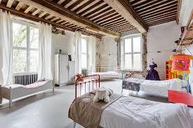 chambre des chambre des enfants picture of chateau de cecile voudenay