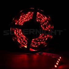 10 meter led strip lights amazon com supernight 10m 32 8ft rgb led strip light kit 5050 smd