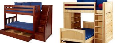Bedroom Stylish Bunk Beds Kids Furniture Bobs Discount Bed Bunks - Kids bed bunks