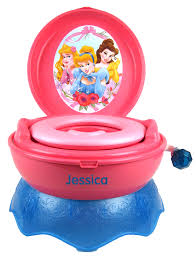 Potty Seat Or Potty Chair Disney Princess 3 In 1 Potty Chair W Magical Sounds Baby N Toddler