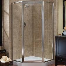 Framed Shower Door Replacement Parts Framed Vs Semi Frameless Vs Frameless Shower Doors Shower Door