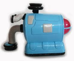 1997 noo noo robotic vacuum cleaner prop mark dean british