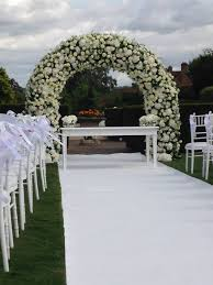 wedding arches designs floral wedding arch meijer roses