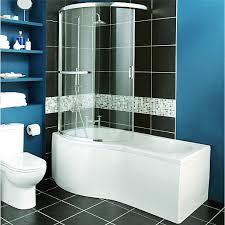 shower bath from one bathrooms shower baths 10 bath screens shower screens wickes