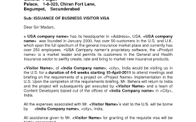 format of invitation letter for us visa ideas how to process