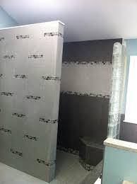 Glitter Bathroom Flooring - 33 open shower digihome living room ideas u2013 minimalist interior