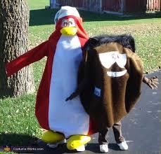 Halloween Penguin Costume U0026 Puffle Costume