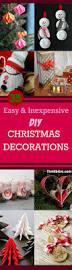 35 easy and inexpensive diy christmas decorations diy christmas