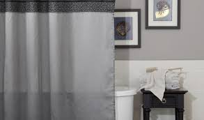 curtains grey bathroom curtains enthrall grey bathroom shower