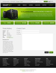 free html5 template hosting website