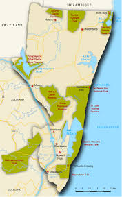 coast map map of elephant coast elephant coast map south africa