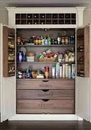 Kitchen Pantry Storage Ideas Kitchen Pantry Cabinets Bloomingcactus Me
