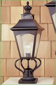 solar powered outdoor l post lights lighting solar powered garden l post light craftsman l post