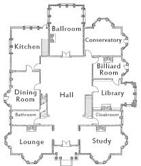 Mansion Layouts Theartofmurder Com Clue Cluedo Discussion View Topic