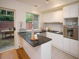 Kitchen Ideas For Small Areas Maximize Your Small Kitchen Area With U Shaped Kitchen Designs