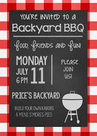 summer bbq party invitations u0026 printables u2013 fun squared