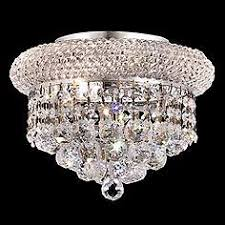 Circular Crystal Chandelier Crystal Ceiling Lights Bedroom Dining Room Crystal Close To