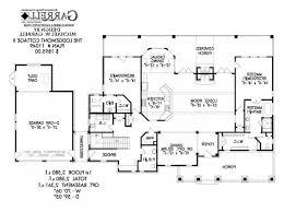 get home blueprints modern berm house plans rzuty km kondygn underground garage with