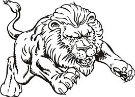 24 realistic lion coloring pages animals printable coloring pages