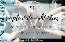ideas for photos 51 simple date night ideas to prioritize quality time with your