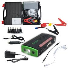 black friday battery charger red fuel portable jump starter and battery charger walmart com