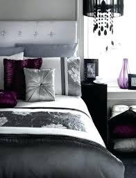 purple and black room grey white black bedroom grey and black bedroom grey black bedroom