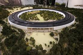 inside apple park first look at tech giant u0027s 5 billion