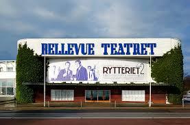 bellevue teatret by arne jacobsen københavn danmark pinterest