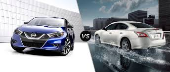 maxima nissan 2015 2016 nissan maxima vs 2015 nissan maxima what u0027s changed lee