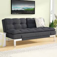 zipcode design gerald convertible sofa u0026 reviews wayfair