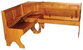 kitchen nook furniture set traditional corner breakfast nook set ohio hardwood furniture
