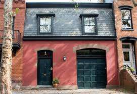 brooklyn architecture a mansard topped carriage house charmer