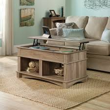 coffee table coffee table with lift top carson forge sauder