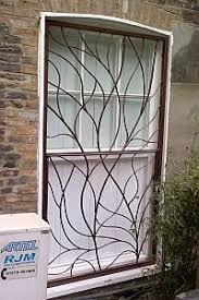 decorative window bar security example 1 home ideas