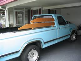 86 Ford F150 Truck Bed - f 100 oak bed rails yup u0027 ford truck enthusiasts forums