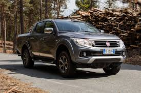 uk prices and specs announced for new 2016 fiat fullback pick up