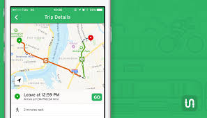 Map My Walk App Transit U0027s Public Transportation Tracking App Gets A Big Overhaul