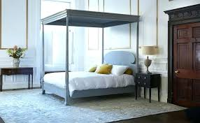 4 Poster Bed Frames Diy 4 Poster Bed Image For White Build A Canopy Or Poster Bed